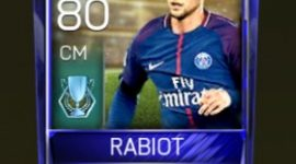 adrien rabiot fifa mobile trophy masters