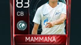 Emanuel Mammana Fifa Mobile Scouting Player