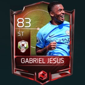 gabriel jesus fifa mobile matchups player