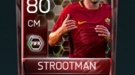 Kevin Strootman Fifa Mobile Campaign