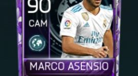 Marco Asensio Fifa Mobile Scouting Player