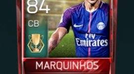 marquinhos fifa mobile trophy masters