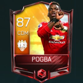 paul pogba fifa mobile totw 4