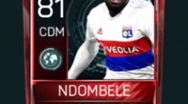 Tanguy Ndombele Fifa Mobile Scouting Player
