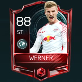 Timo Werner Fifa Mobile Scouting Player