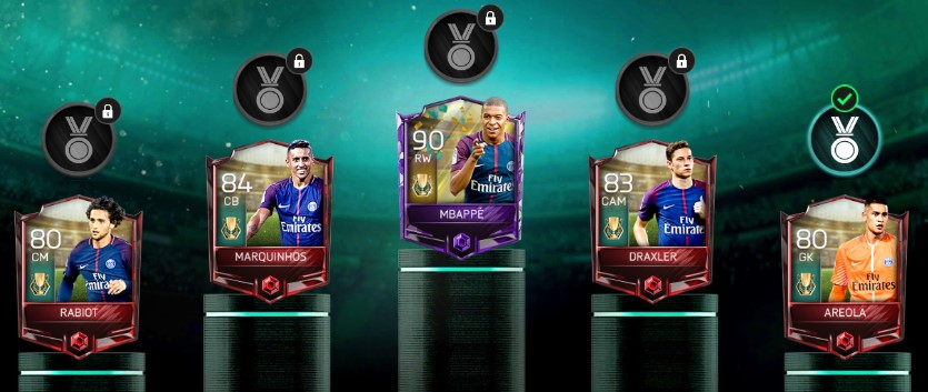 fifa mobile trophy masters
