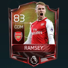 Aaron Ramsey Fifa Mobile Matchups Player