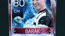 Antonín Barák 80 OVR Fifa Mobile Football Freeze Player