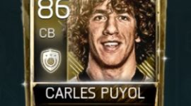 Carles Puyol Fifa Mobile Icons