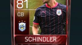 Christopher Schindler Fifa Mobile Matchups Player