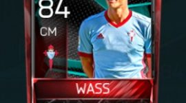Daniel Wass 84 OVR Fifa Mobile La Liga Rivalries Player