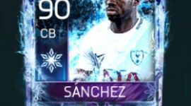 Davinson Sánchez 90 OVR Fifa Mobile Football Freeze Player