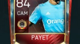 Dimitri Payet 84 OVR FIfa Mobile TOP 250 VS Attack Player
