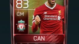 Emre Can Fifa Mobile Matchups Player