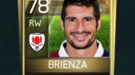 Franco Brienza Fifa Mobile Community Favourites Player