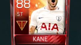 Harry Kane Fifa Mobile Team Heroes Player