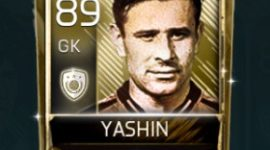 Lev Yashin Fifa Mobile Icons Player