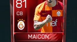 Maicon 81 OVR Fifa Mobile Base Elite Player