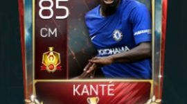 N'Golo Kanté 85 OVR FIfa Mobile TOP 250 VS Attack Player