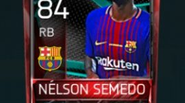 Nélson Semedo 84 OVR Fifa Mobile La Liga Rivalries Player