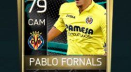 Pablo Fornals 79 OVR Fifa Mobile La Liga Rivalries Player