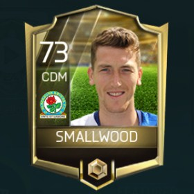 Richard Smallwood Fifa Mobile Community Favourites Player