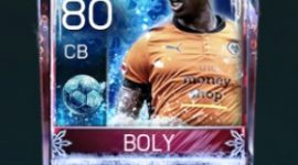 Willy Boly 80 OVR Fifa Mobile Football Freeze Player