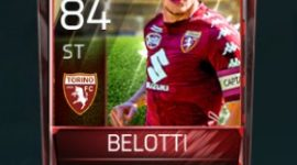 Andrea Belotti Fifa Mobile Community Favourites Player