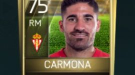Carlos Carmona Bonet Fifa Mobile Community Favourites Player