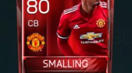 Chris Smalling 80 OVR Fifa Mobile Base Elite Player