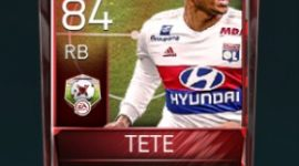 Kenny Tete Fifa Mobile Matchups Player