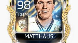Lothar Matthäus Fifa Mobile Prime Icons Player