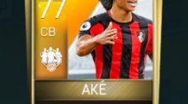 Nathan Aké 77 OVR Fifa Mobile TOTW Player