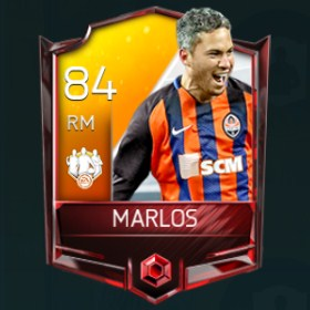 Marlos 84 OVR Fifa Mobile 18 TOTW February 2018 Week 3 Player