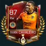 Ivan Cavaleiro 87 OVR (VS Attack Rewards)