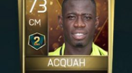 Afriyie Acquah 73 OVR Fifa Mobile 18 VS Attack Season 2 Player