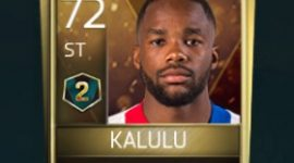 Aldo Kalulu 72 OVR Fifa Mobile 18 VS Attack Season 2 Player