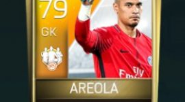 Alphonse Areola 79 OVR Fifa Mobile 18 TOTW April 2018 Week 4 Player