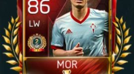 Emre Mor 86 OVR Fifa Mobile 18 VS Attack Rewards Player