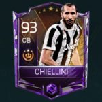 Giorgio Chiellini 93 OVR (Tournament)