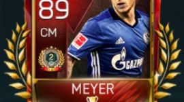 Max Meyer 89 OVR Fifa Mobile 18 VS Attack Rewards Player