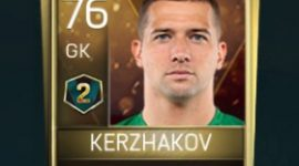 Mikhail Kerzhakov 76 OVR Fifa Mobile 18 VS Attack Season 2 Player