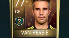 Robin van Persie 77 OVR Fifa Mobile 18 VS Attack Season 2 Player