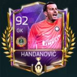 Samir Handanovič 92 OVR (VS Attack Rewards)