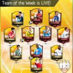 Team of The Week (TOTW) April 2018 Week 4