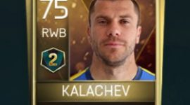 Timofey Kalachev 75 OVR Fifa Mobile 18 VS Attack Season 2 Player
