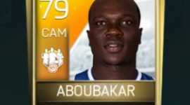 Vincent Aboubakar 79 OVR Fifa Mobile 18 TOTW March 2018 Week 4 Player