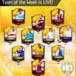 Team of The Week (TOTW) May 2018 Week 3