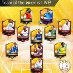 Team of The Week (TOTW) May 2018 Week 4