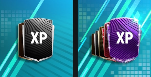 Training XP on FIFA Mobile 21